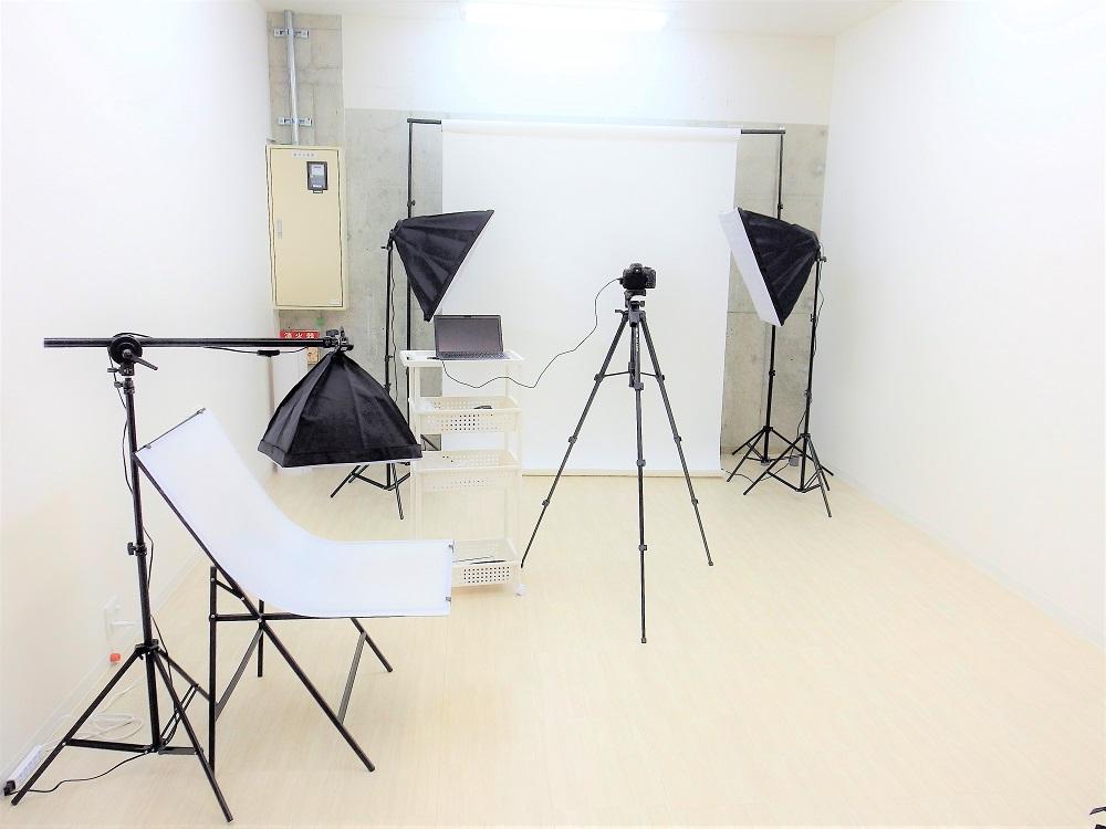 ITOYOSHI内の撮影スタジオ